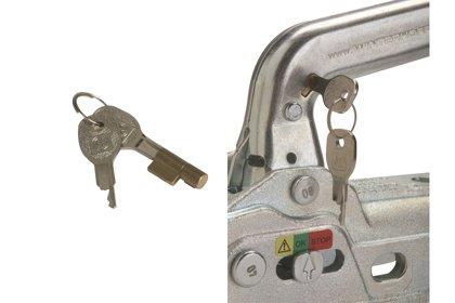 Sakabes ierīces slēdzis Winterhoff (atslēgas cilindrs)