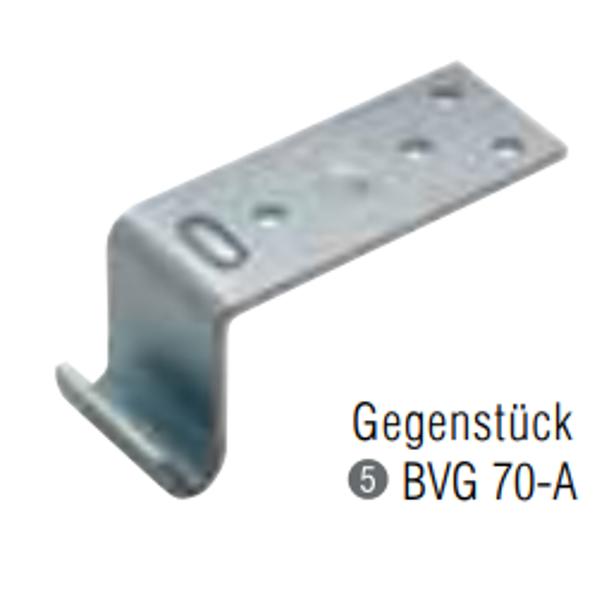 Borta fiksatora komponente BVG-70A PĀRIS